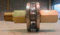 Tlakování membrán / detektor prosaku